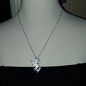 Brand New Unicorn pendant and chain !Adorable!